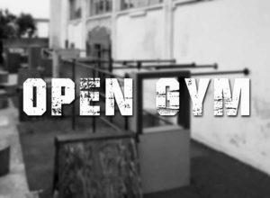 Open Gym - prova parkour @ Le Aquile - Brixia Gym