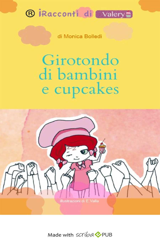 Girotondo-di-bambini-e-cupcakes-I-racconti-di-Valery-copertina