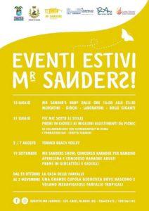 Eventi al Mr. Sanders - Mr. Sanders Event's @ bar Mr. Sandrs