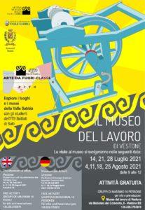 Vestone - visita la museo del Lavoro @ Museo del Lavoro di Vestone