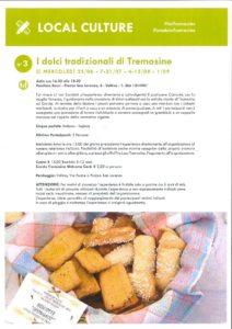 Tremosine - Laboratorio di cucina alla scoperta dei dolci tradizionali @ PANIFICIO ROSSI