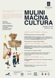 Val Camonica - Visita ai mulini con Mulini macina cultura @ muini della Val Camonica