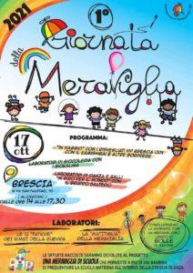 Brescia - 1° Giornata della Meraviglia contro la guerra @ Brescia