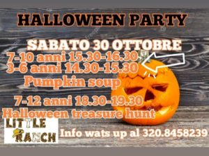 Gussago - Halloween al Little Ranch @ Little Ranch | Lograto | Lombardia | Italia