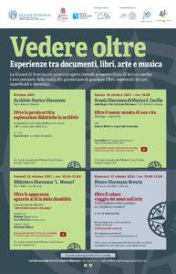 Brescia - Vedere oltre Esperienze tra documenti, libri, arte e musica @ Museo Diocesano